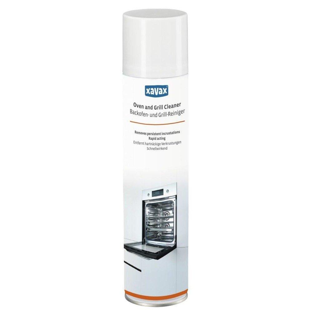 Почистващ препарат Xavax, за фурни и скара, 300 ml