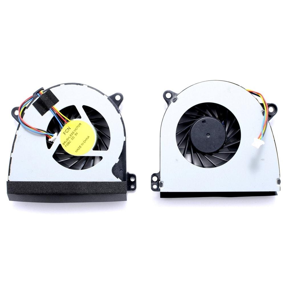 Вентилатор за лаптоп, съвместим с Toshiba Tecra A50-A image