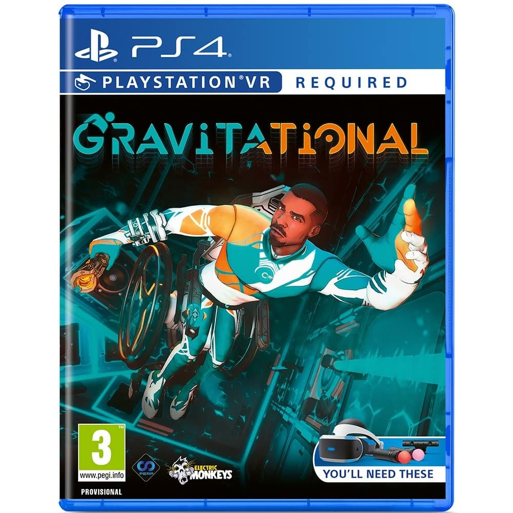 Gravitational PS4 VR product