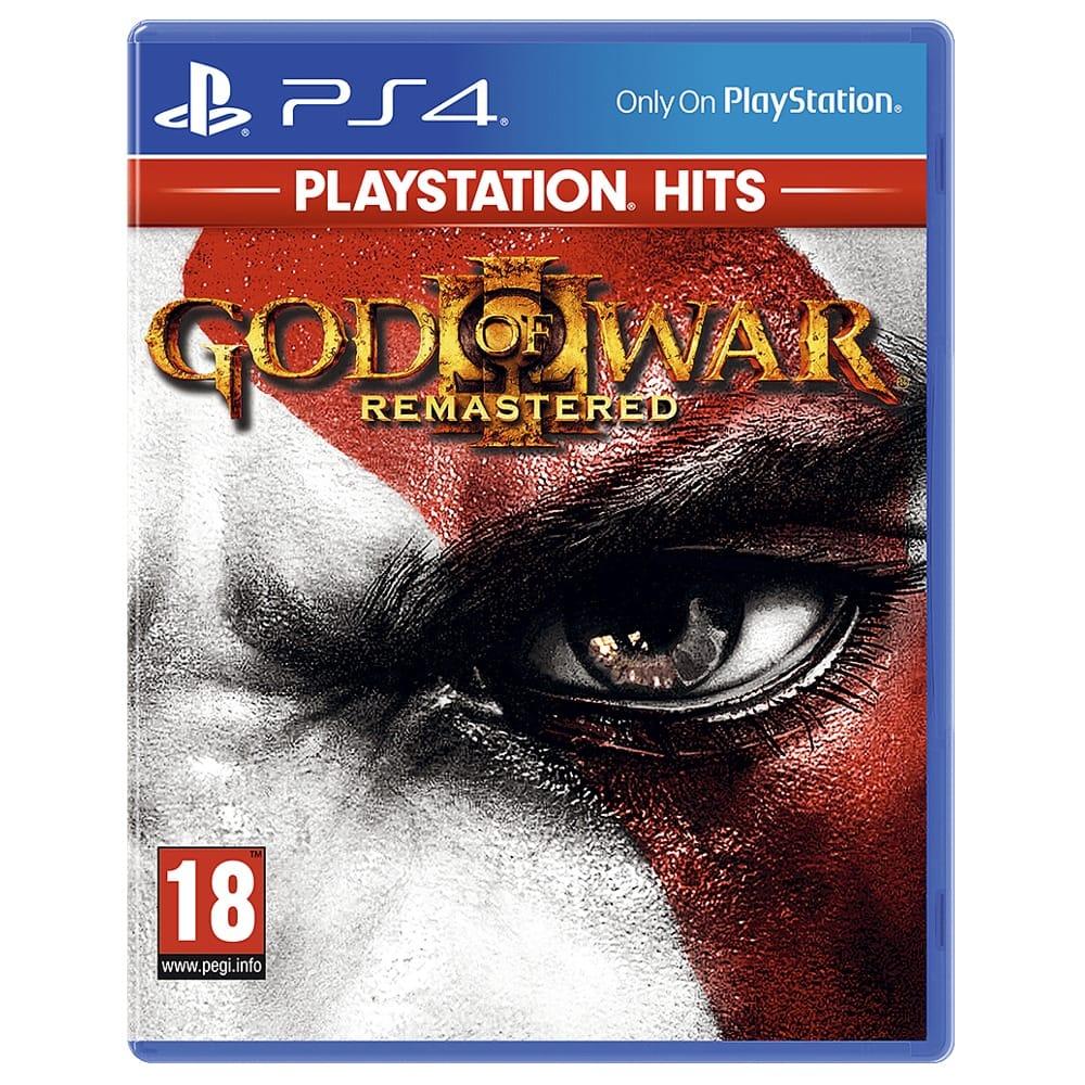 Игра за конзола God of War III Remastered, за PS4 image