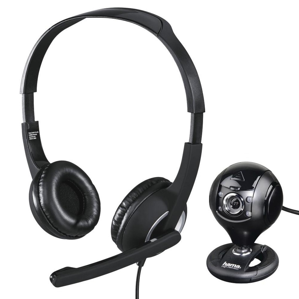 Hama PC Office Streaming Set HS-P150 + C-200 product