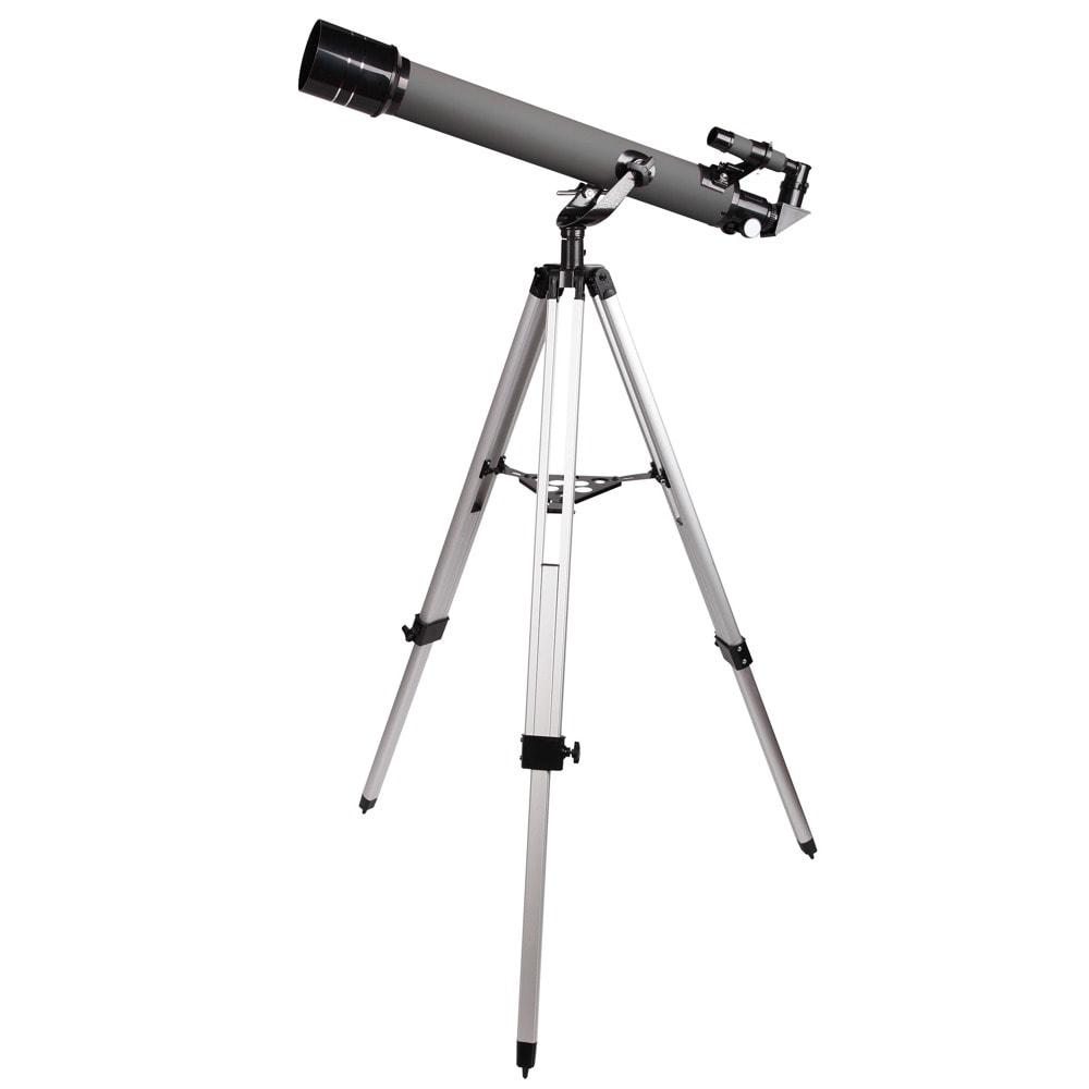 Телескоп Levenhuk Blitz 70 BASE, рефракторен, 140x оптично увеличение, 70 mm диаметър на лещата(апертура), 700 mm фокусно разстояние image