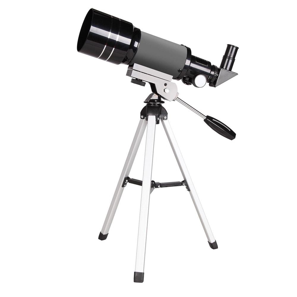 Телескоп Levenhuk Blitz 70s BASE, рефракторен, 140x оптично увеличение, 70 mm диаметър на лещата(апертура), 300 mm фокусно разстояние image