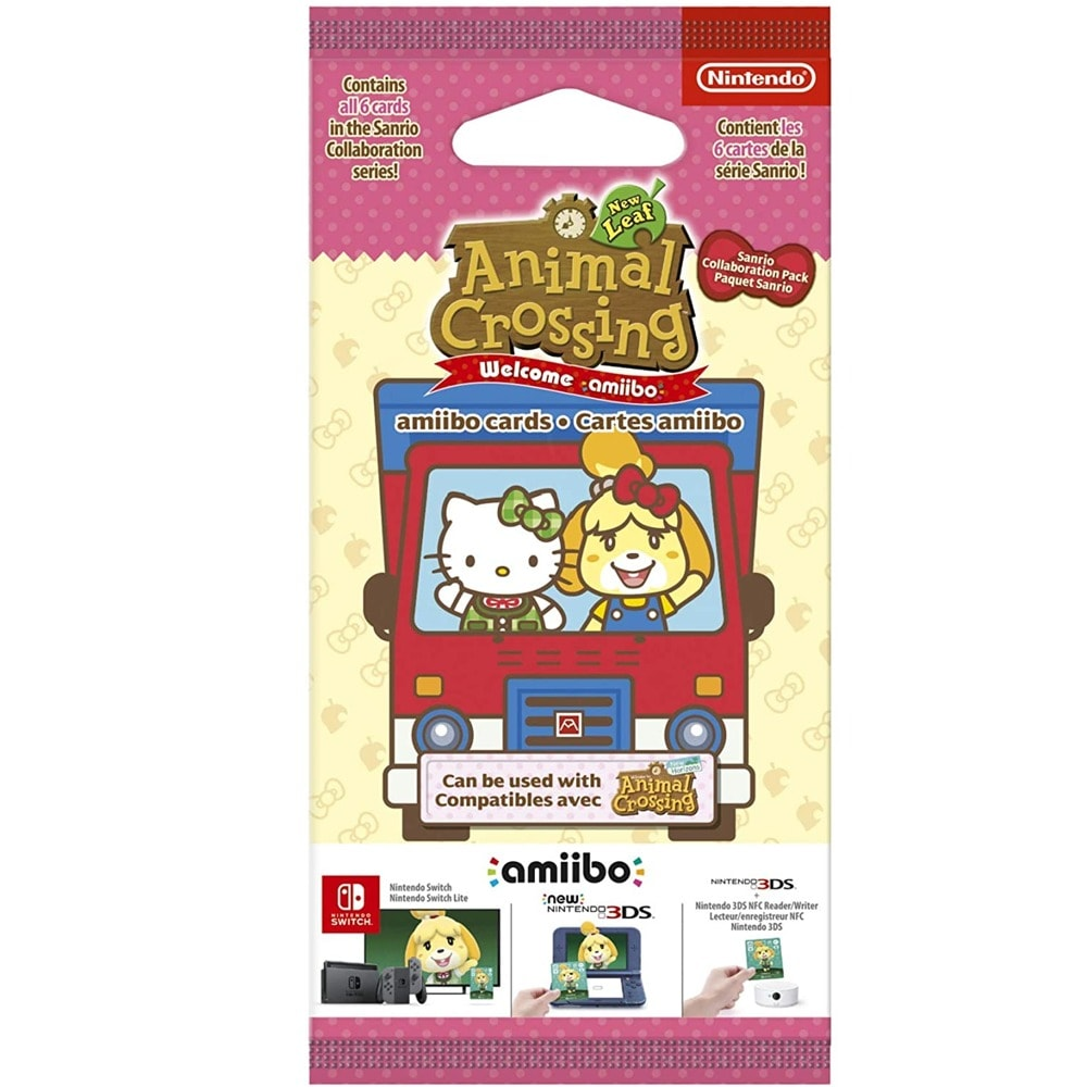 Карти Nintendo Amiibo Animal Crossing - New Leaf product