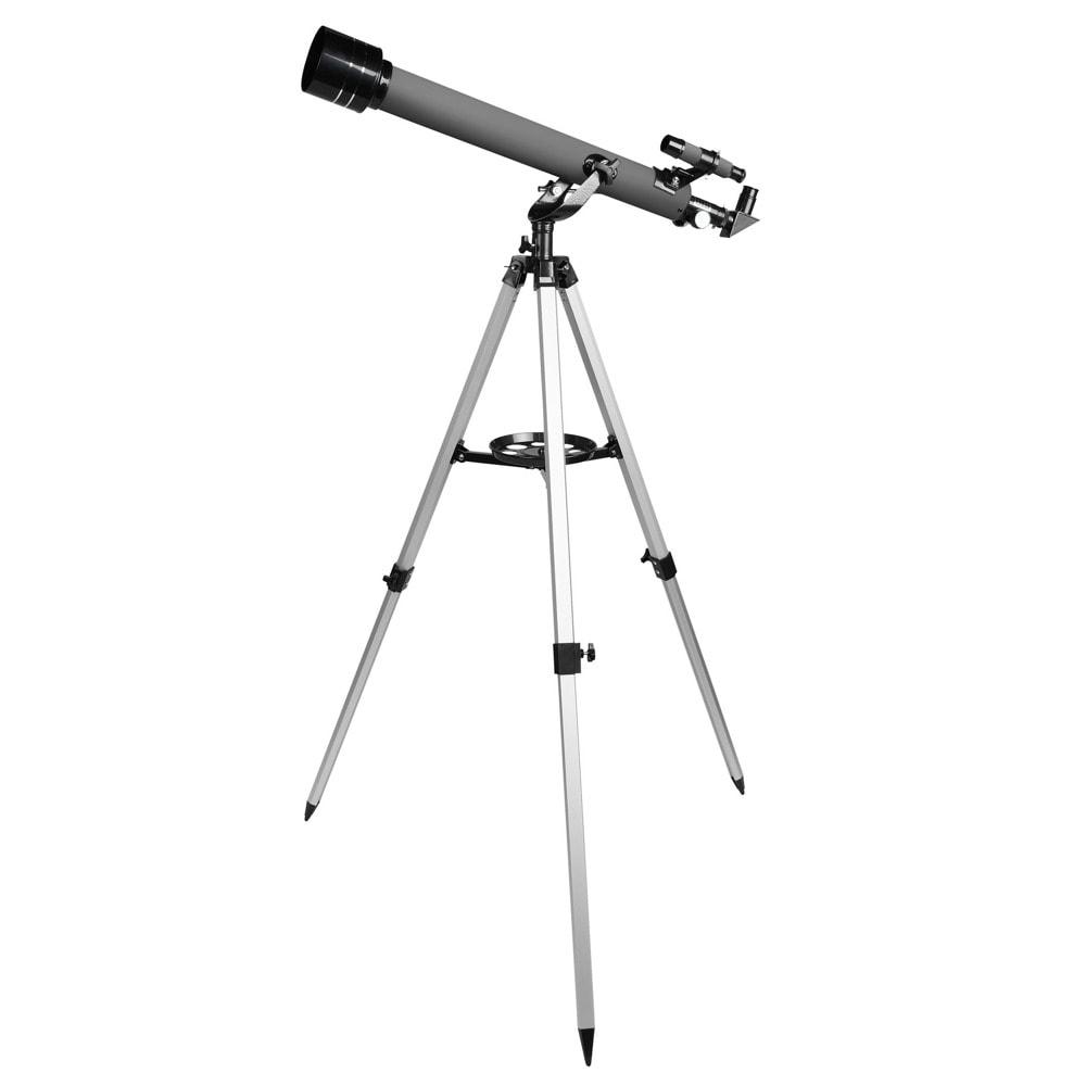 Телескоп Levenhuk Blitz 60 BASE, рефракторен, 120x оптично увеличение, 60 mm диаметър на лещата(апертура), 700 mm фокусно разстояние image
