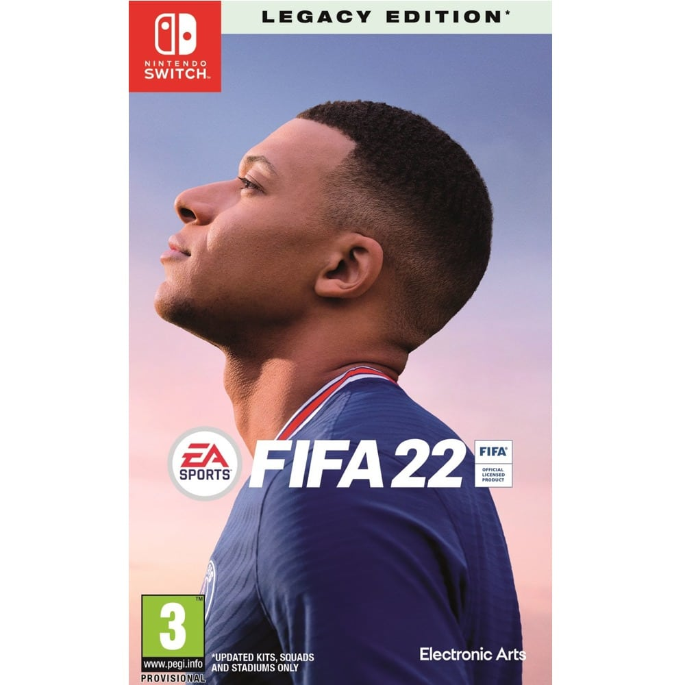 FIFA 22 Legacy Edition Nintendo Switch product