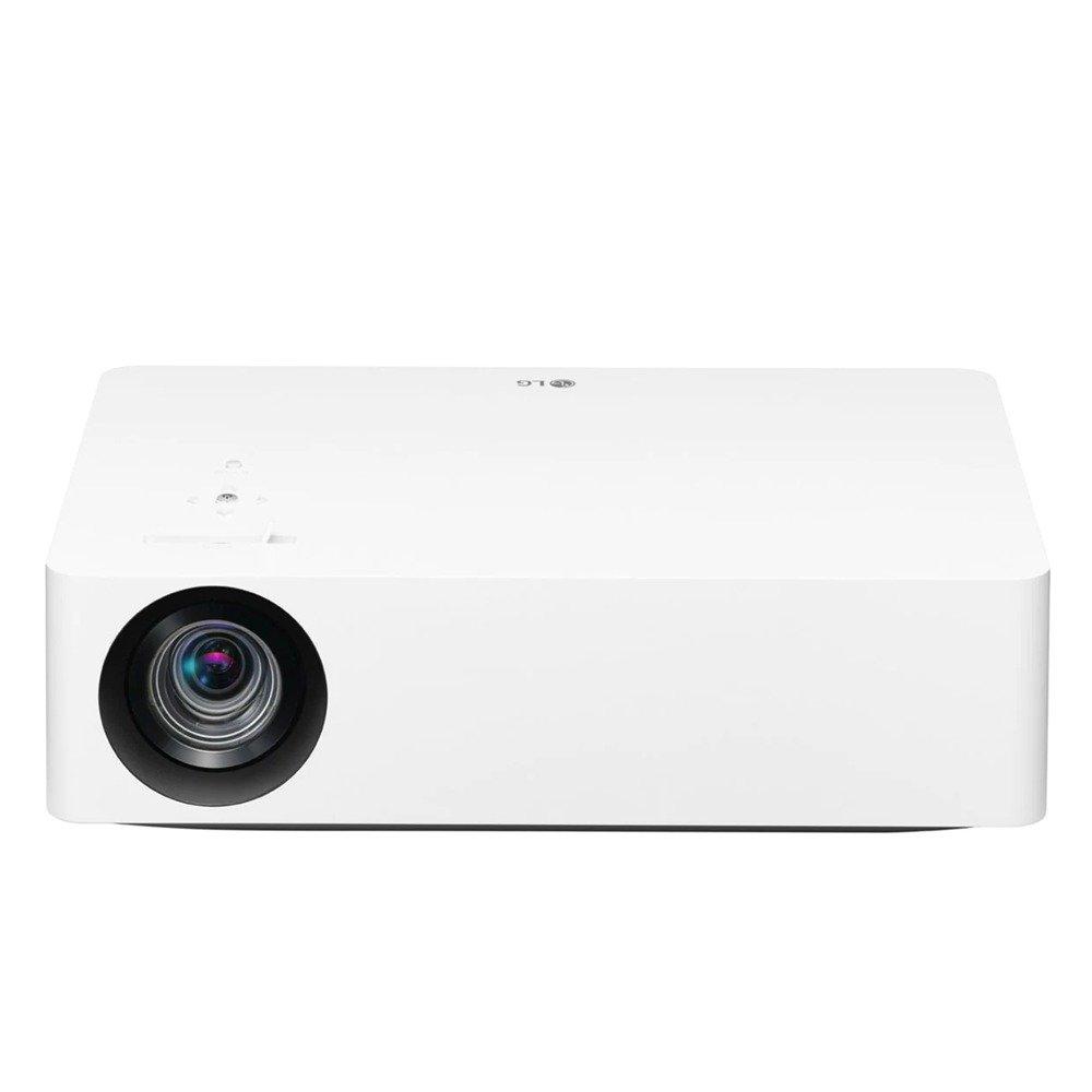 Проектор LG CineBeam HU70LS, LED, 4K UHD (3840x2160), 150 000:1, 1500 lm, Wi-Fi, LAN, HDMI, USB image