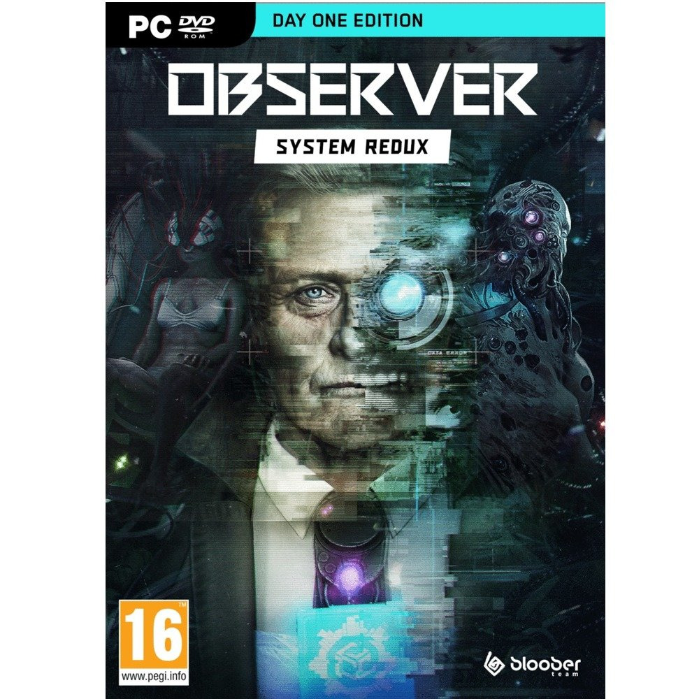 Игра за конзола Observer: System Redux - Day One Edition, за PC image
