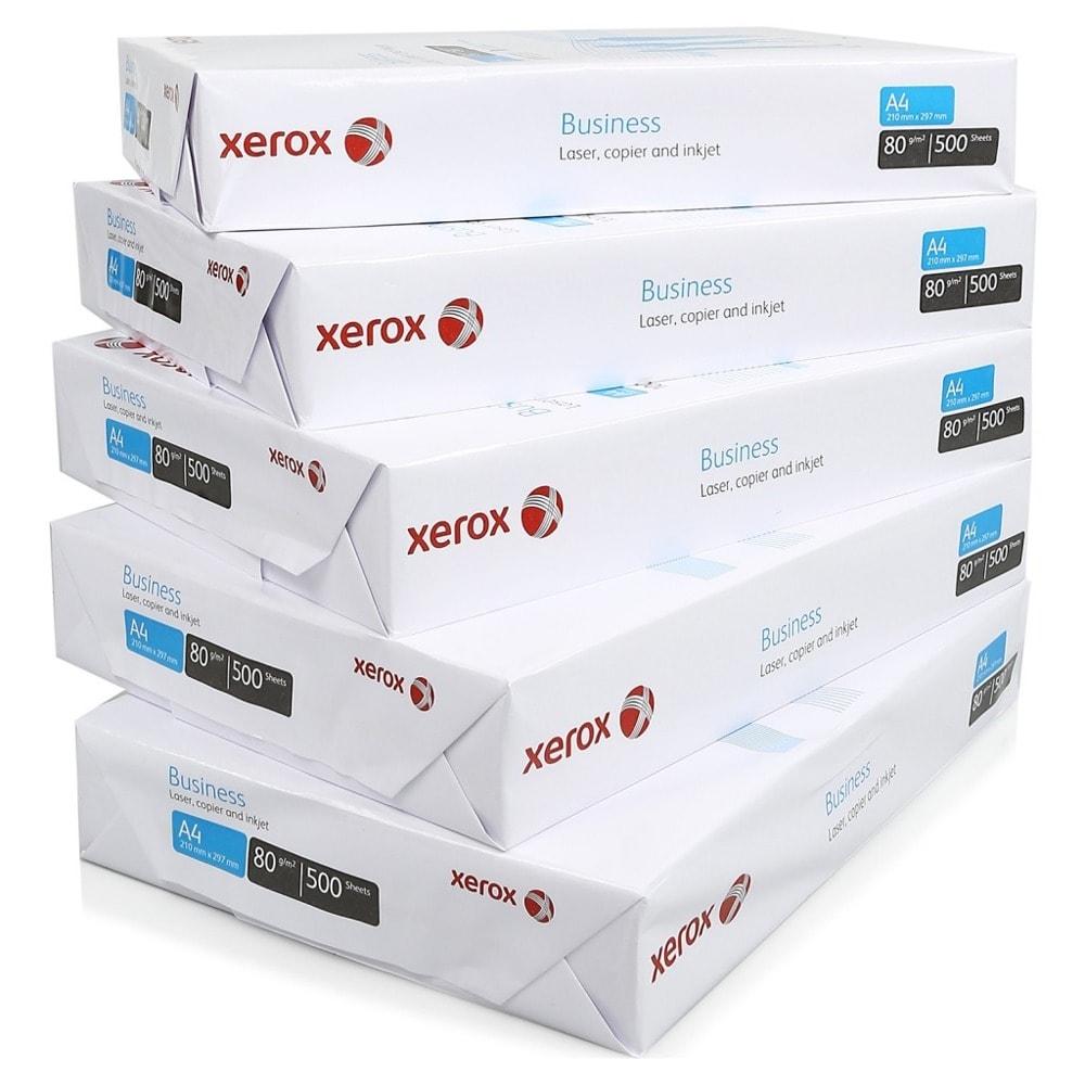 Xerox Business, A4, 80 g/m2, 500 листа,