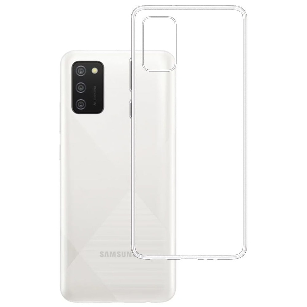 3MK Clear Case for Samsung Galaxy A02s product