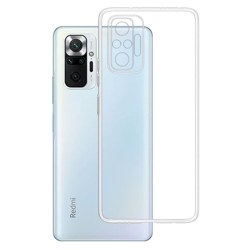 3MK Clear Case for Xiaomi Redmi Note 10 Pro product