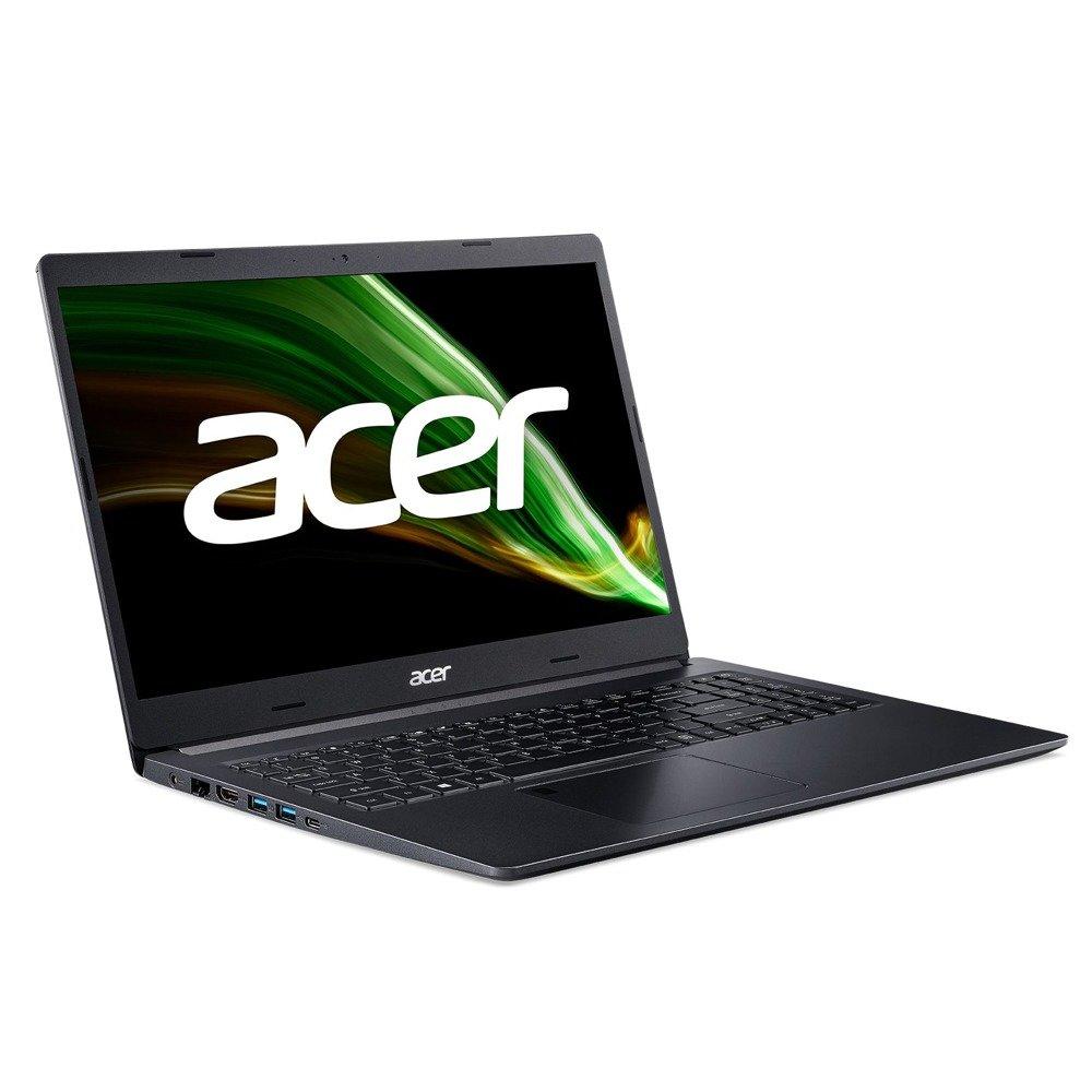 "Лаптоп Acer Aspire 5 A515-45G-R97P (NX.A8BEX.007), четириядрен AMD Ryzen 3 5300U 2.6/3.8GHz, 15.6"" (39.62 cm) Full HD IPS Anti-Glare Display & Radeon RX 640 2GB, (HDMI), 8GB DDR4, 512GB SSD, 1x USB-C, No OS  image"