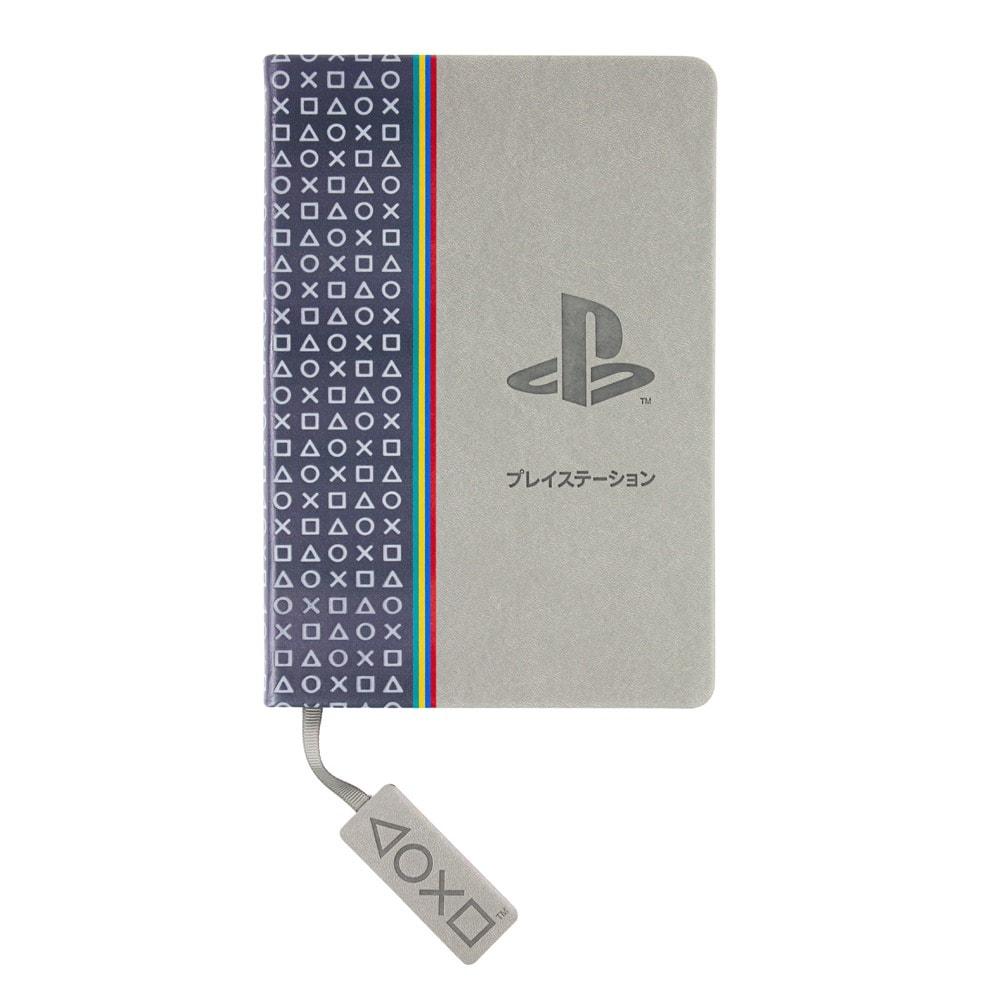 Тетрадка PlayStation 25th Anniversary Premium, формат A5, сива image