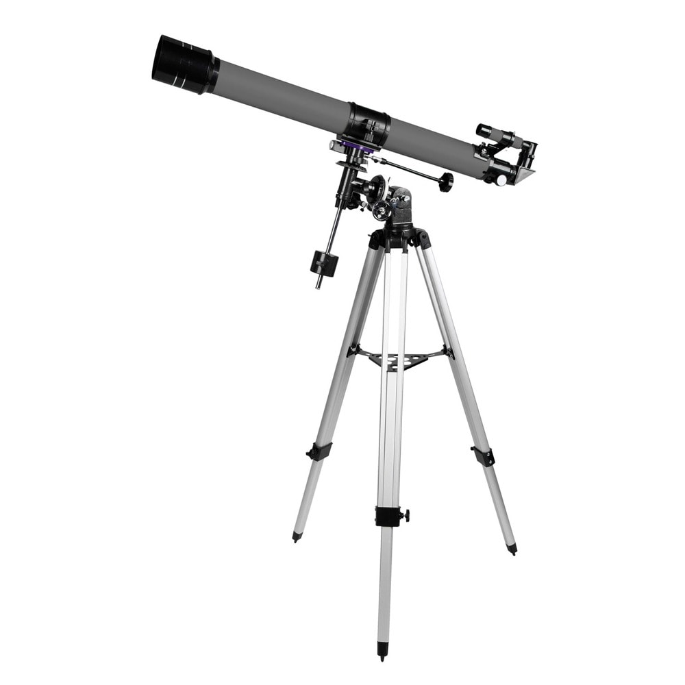 Телескоп Levenhuk Blitz 70 PLUS, рефракторен, 140x оптично увеличение, 70 mm диаметър на лещата(апертура), 900 mm фокусно разстояние image