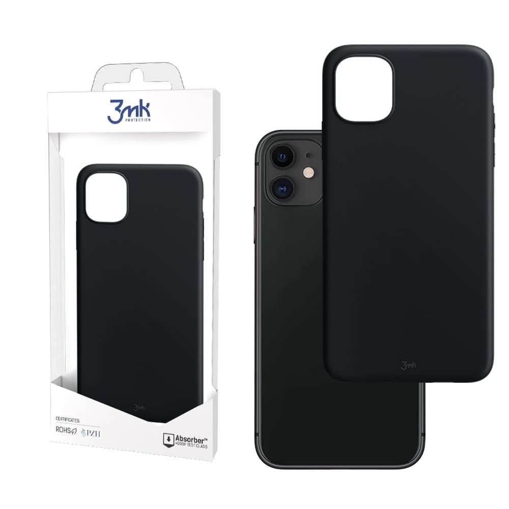 3MK Clear Case for Apple iPhone 11 product