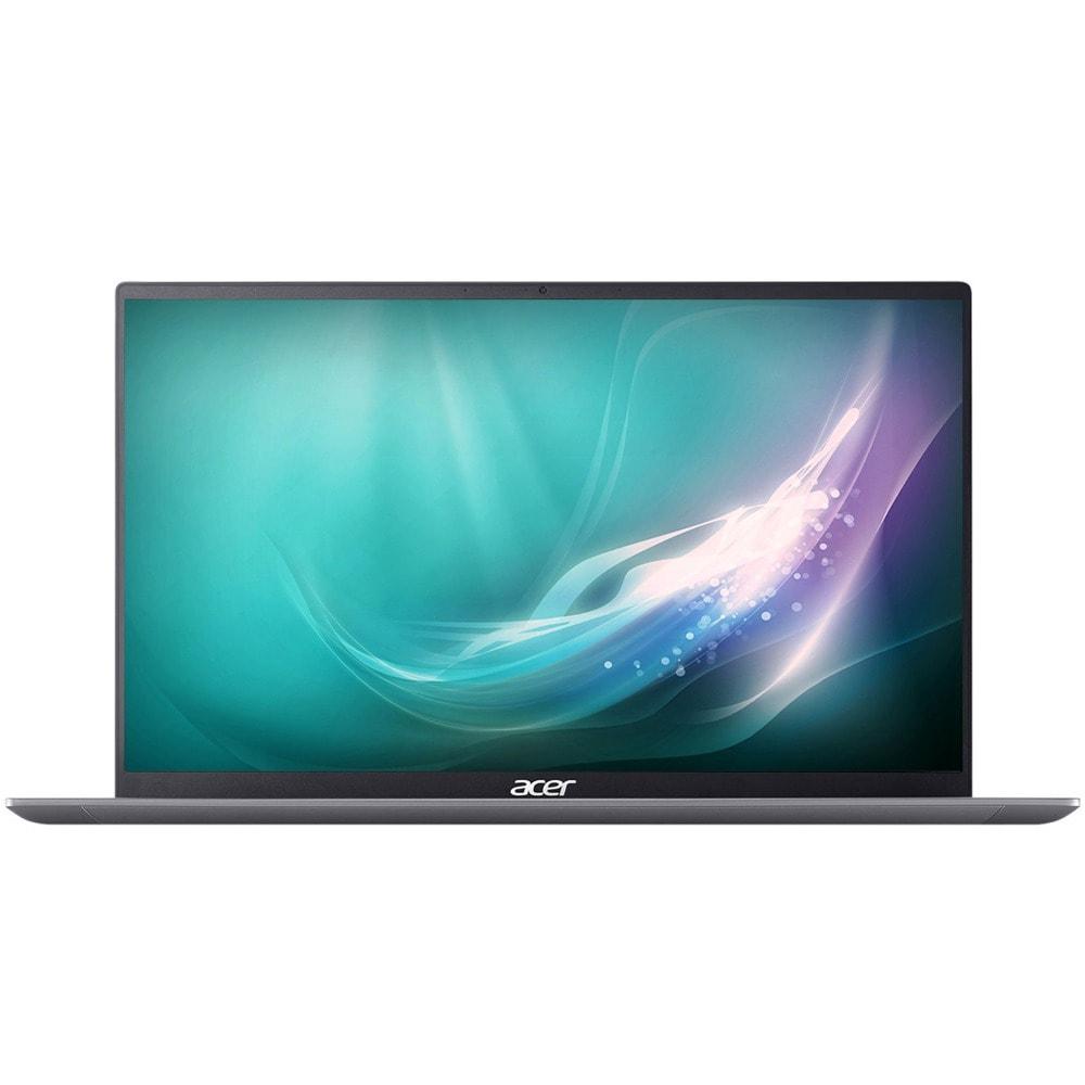 "Лаптоп Acer Swift 3 SF316-51 (NX.ABDEX.006)(сив), четириядрен Tiger Lake Intel Core i5-11300H 3.1/4.4 GHz, 16.1"" (40.9 cm) Full HD IPS Anti-Glare Display, (HDMI), 8GB DDR4, 512GB SSD, 1x USB 3.2 Type-C, Windows 10 Home image"