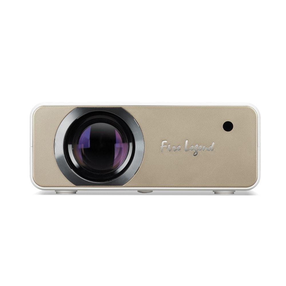 Проектор AOPEN QF12, LCD, Full HD (1920x1080), 1 000:1, 5000lm, HDMI, USB-C, MicroSD image