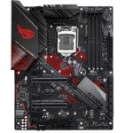 Дънна платка Asus ROG STRIX Z390-H GAMING, Z390, LGA1151, DDR4, PCI-Е (DP&HDMI)(CFX&SLI), 6x SATA 6Gb/s, 2x M.2 Socket, 4x USB 3.1 (Gen 2, Type-A), ATX image