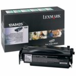 КАСЕТА ЗА LEXMARK T 430 - Return program cartridge - P№ 12A8425 - заб.: 12000k image