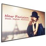 """Публичен дисплей Philips 55BDL4050D/00, 55"""" (139.7 cm) Full HD LED, HDMI, D-Sub, DVI image"""