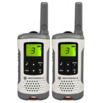 Walkie-Talkie Motorola TLKR T50, PMR446, 8 канала, до 6 km, LCD, бял image