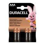 Duracell AAA LR03 1.5V 4 pcs