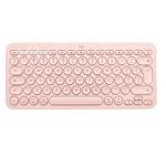 Logitech K380 for Mac US - Rose