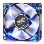 Вентилатор 80mm, DeepCool WIND BLADE 80, 1800rpm, Blue LED image