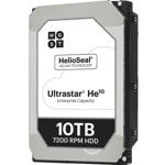 """Твърд диск 10TB HGST Ultrastar He10(HUH721010ALE600), SATA 6Gb/s, 7200 rpm, 256 MB, 3.5"""" (8.89 cm) image"""