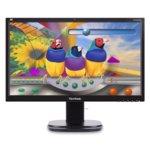 "Монитор 24"" (60.96 cm) Viewsonic VG2437SMC, LED, черен, 16:9, 1920x1080, 20000000:1, 3000:1, 6.9ms, FHD, DVI, VGA, USB 2.0, Webcam 2.0 MP, DisplayPort, Anti-Glare  image"