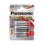 Батерия алкална Panasonic LR6EPS/4BP 3+1F, AA, LR6, 1.5V, 4бр. image