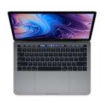 "Лаптоп Apple MacBook Pro 15 Touchbar (MV932ZE/A)(сребрист), осемядрен Coffee Lake Intel Core i9-9880H 2.3/4.8GHz, 15.4"" (39.12cm) IPS Retina дисплей & Radeon Pro 560X 4GB, 16GB DDR4, 512GB SSD, 4x USB-C Thunderbolt 3, macOS Mojave, 1.83 kg image"