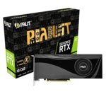 Видео карта GF RTX 2070 SUPER, 8GB, Palit X, PCI-E 3.0, GDDR6, 256bit, Display Port, HDMI image