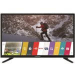 "Телевизор Crown 40A33T2, 40"" (101.6 cm) LED Smart TV, Full HD, DVB-T/T2/C/MPEG4, LAN, 2x HDMI, 1x VGA, USB image"