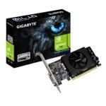 Видео карта GeForce GT 710, 2GB, Gigabyte GV-N710D5-2GL, PCI-E 2.0, GDDR5, 64-bit, HDMI, DVI image
