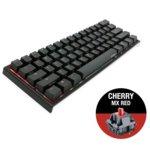 Ducky One 2 Mini V2 RGB Cherry MX Red