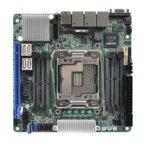 Дънна платка за сървър ASRock Rack EPC612D4I, LGA2011-3, поддържа DDR4 ECC SO-DIMМ, 2x LAN1000, 1x IPMI LAN port, 4x SATA3 6.0Gb/s(RAID 0/1/5/10), 2x USB 3.0, miniITX image