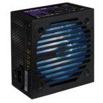 Захранване AeroCool VX PLUS RGB, 750W, Active PFC, CE, 120mm вентилатор image