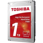 "1TB Toshiba P300 - High-Performance Hard Drive, SATA 6Gb/s, 7200rpm, 64MB, 3.5""(8.89 cm), с опаковка (Bulk) image"