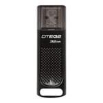 32GB USB Flash Drive, Kingston DataTraveler Elite G2, USB 3.1, черна image