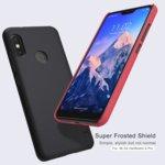Калъф за Xiaomi Mi A2 Lite, калъф с твърд гръб, Nillkin, черен image