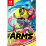 Arms, за Switch image