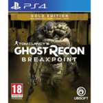 Tom Clancys Ghost Recon Breakpoint Gold PS4