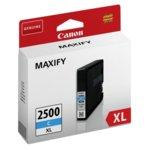Касета за Canon Maxify MB5050, MB5340 - PGI-2500XL C - Cyan - 19.3ml image