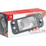Портативна конзола Nintendo Switch Lite, сива image