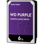 "6TB WD Purple, SATA 6Gb/s, 5400rpm, 64MB, 3.5"" (8.89 cm) image"