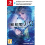 Final Fantasy X & X-2 HD Remaster Switch