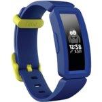 Смарт часовник Fitbit Ace 2, Grayscale OLED дисплей, до 5 дни работа, Bluetooth, водоустойчив, син image