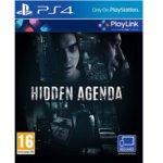 Hidden Agenda, за PS4 image