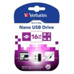 Verbatim 16GB USB 2.0 Nano